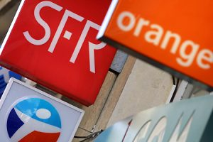 logo sfr orange bouygues