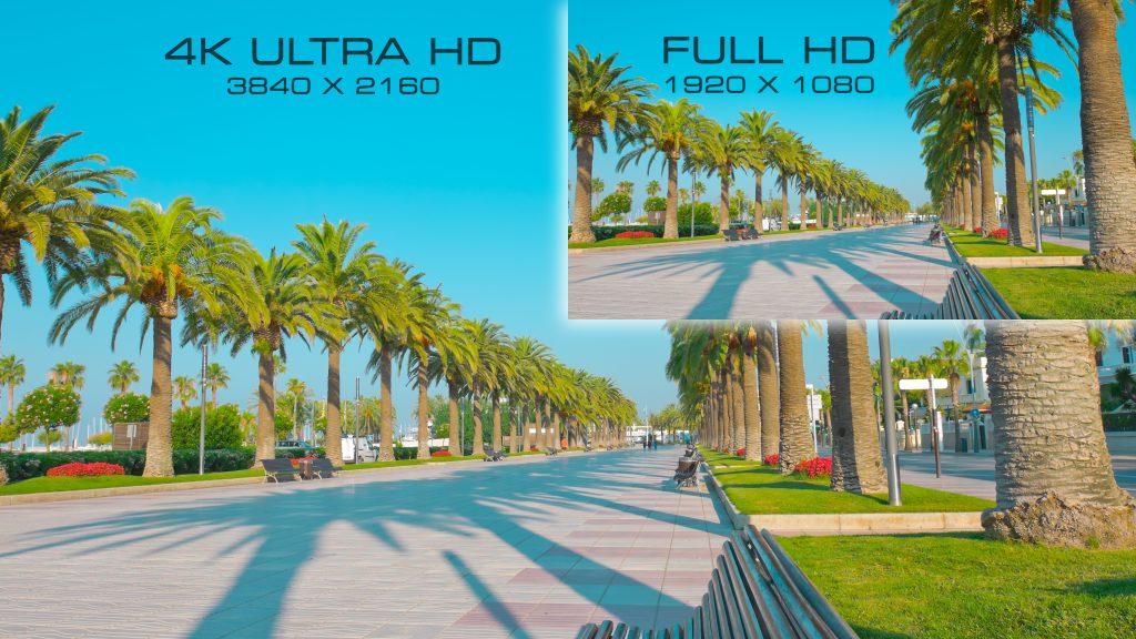 résolutions-4K-Full-HD