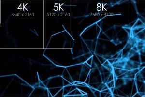 ifférences entre HD,FULL HD,4K,8K