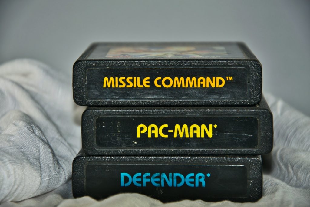 pacman-defender-missile-command