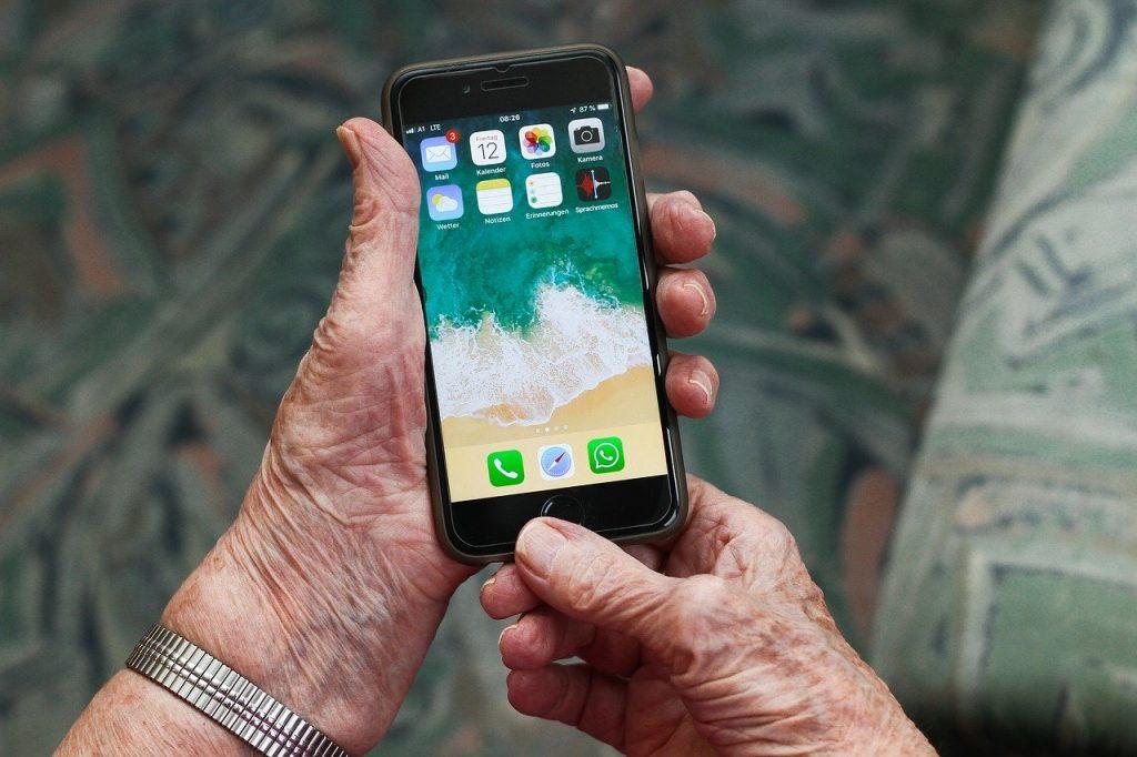 L'iPhone pour les seniors