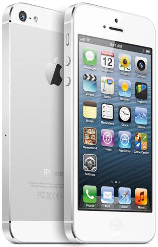 iPhone 5 d'Apple