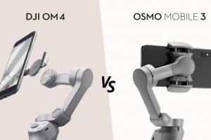 Le stabilisateur 3 axes DJI Osmo Mobile magnétique