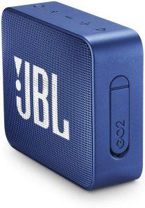 enceinte-JBL-Go-2-bleue