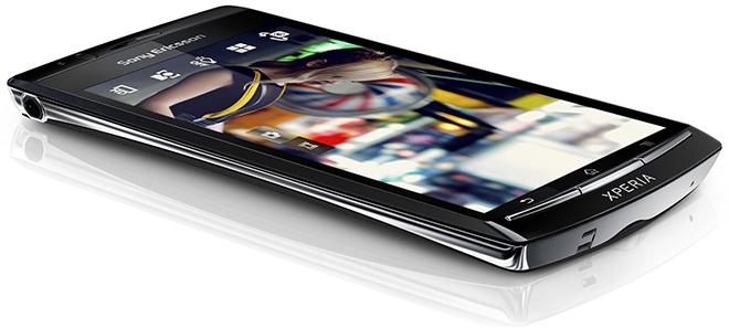 Sony Xperia Arc sorti en 2011