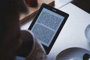 Liseuse-numérique-Kindle