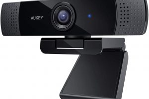 WEBCAM AUKEY 1080P FULL HD