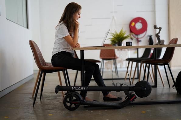 Trottinette-électrique-grosses-roues