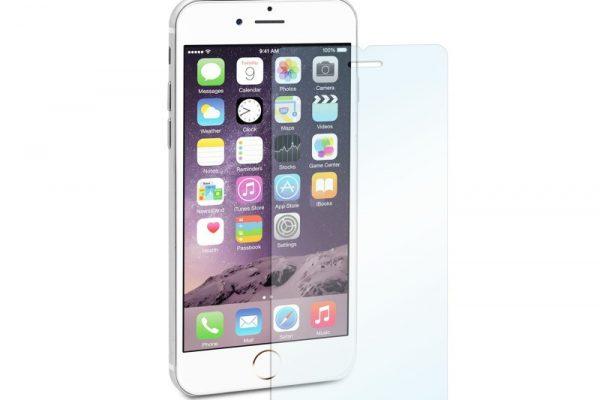 Protection en verre pour iPhone